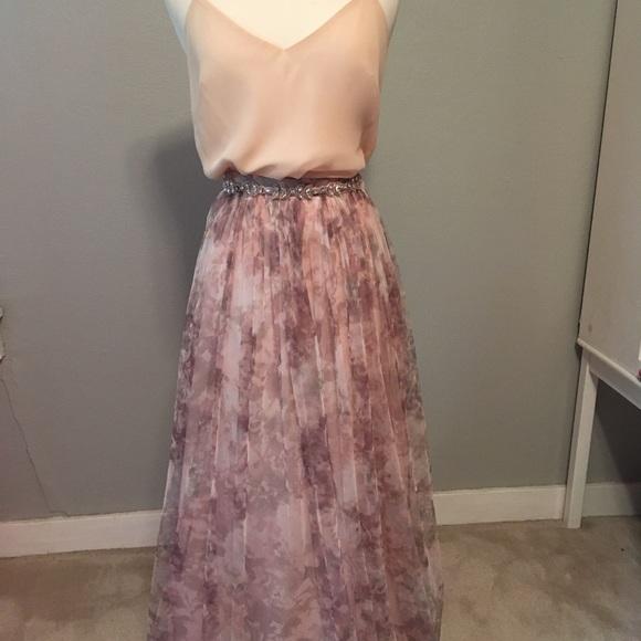 e941f87b7e166 Jenny Yoo Dresses & Skirts - Jenny Yoo Hampton skirt and camisole